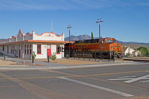 BNSF2012050305 - BNSF, Kingman, AZ, 5/2012