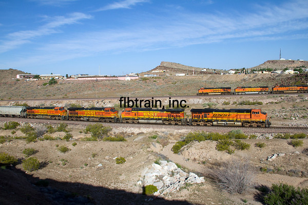 BNSF2012050411 - BNSF, Kingman, AZ, 5/2012