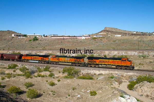 BNSF2012050278 - BNSF, Kingman, AZ, 5/2012