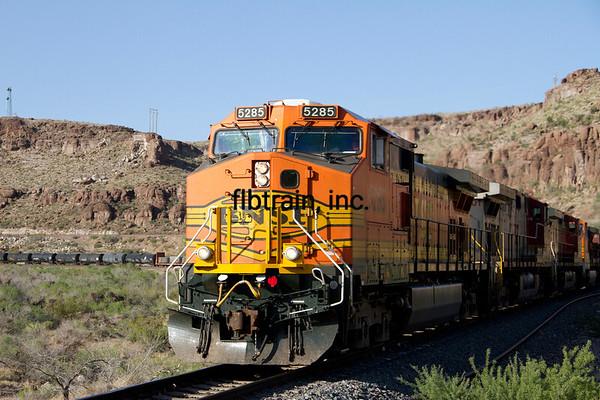 BNSF2012051009 - BNSF, Kingman, AZ, 5/2012