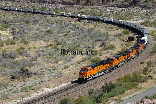BNSF2012050101 - BNSF, Kingman, AZ, 5/2012