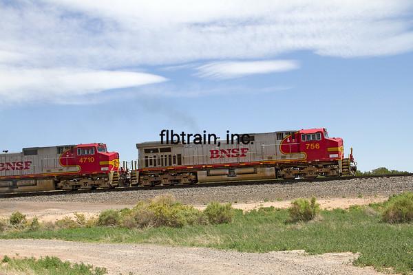 BNSF2012051688 - BNSF, Mountainair, NM, 5/2012