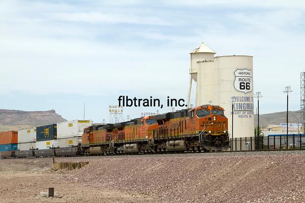 BNSF2012050150 - BNSF, Kingman, AZ, 5/2012