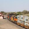 BNSF2012051741 - BNSF, Mountainair, NM, 5/2012