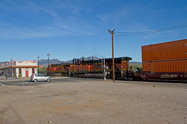 BNSF2012050307 - BNSF, Kingman, AZ, 5/2012