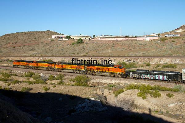 BNSF2012050243 - BNSF, Kingman, AZ, 5/2012