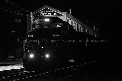 Dark Horse at Fleetwood