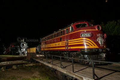Streamliner and Steam II