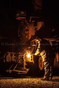 Workin' on the Steamer