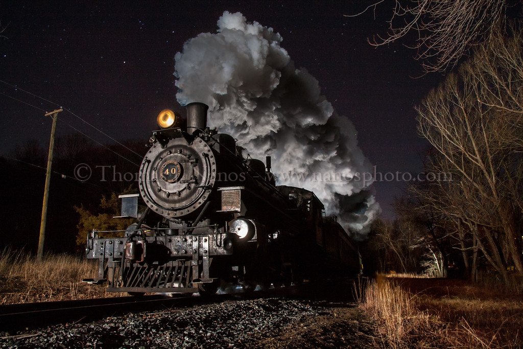 Steam under the Stars