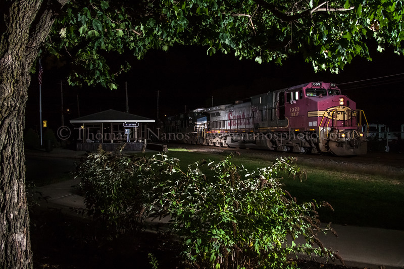 Warbonnet at Macungie