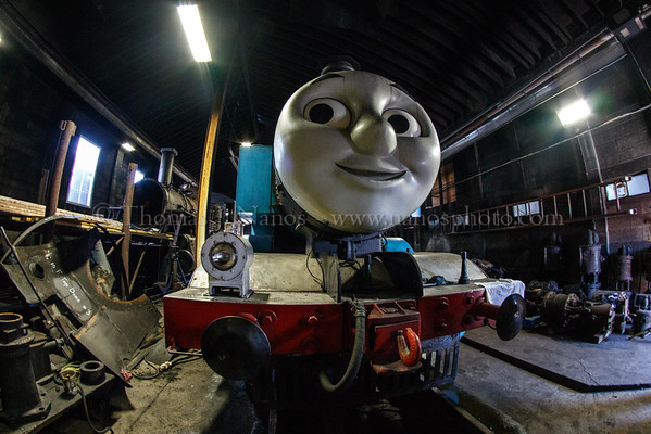 Thomas waits for his next assignment