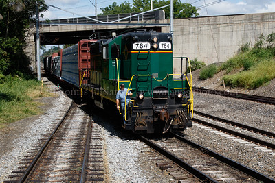 Freight on the Move