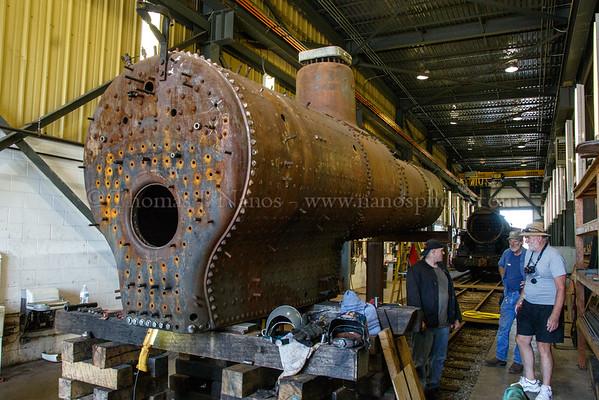 Boiler rebuild