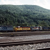 CSX1987090009 - CSX, Clifton Forge, VA, 9/1987