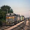 CSX1989090021 - CSX, Dolton, IL, 9/1989