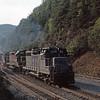 CSX1987090032 - CSX, Crows, VA, 9/1987