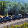 CSX1987090019 - CSX, White Sulphur Springs, WV, 9/1987