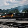CSX1987090007 - CSX, Clifton Forge, VA, 9/1987