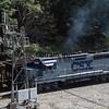 CSX1987090023 - CSX, White Sulphur Springs, WV, 9/1987