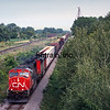 CN2000080006 - Canadian National, Van Dyne, WI, 8/2000