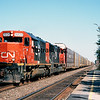 CN2000090031 - Canadian National, Highlands, IL, 9/2000