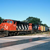 CN2000090055 - Canadian National, Blue Island, IL. 9/2000