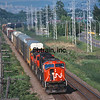 CN2000067705 - Canadian National, Dorval, Quebec, 6/2000