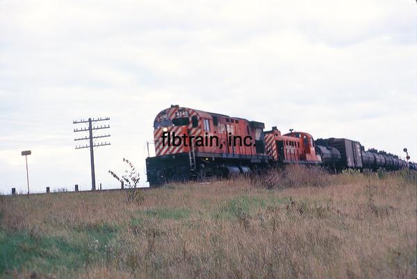 CP1971100081 - Canadian Pacific, North Bay, Canada, 10/1971