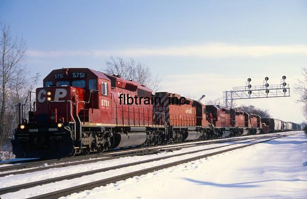 CP2000020012 - Canadian Pacific, Buffalo, NY, 2/2000