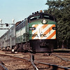 BN1976070222 - Burlington Northern, Brookfield, IL, 7/1976