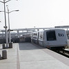 BART1973090111 - Bay Area Rapid Transit, Macarthur Park, CA, 9-1973