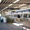 BART1973090129 - Bay Area Rapid Transit, Macarthur Park, CA, 9-1973
