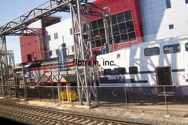 CALTRAIN2015090011 - CalTrain, Amtrak, Seattle, WA - Los Angeles, CA, 9/2015