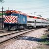 MET1995050023 - Metra, West Chicago, IL, 5/1995