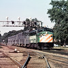 BN1976070500 - Burlington Northern, Brookfield, IL, 7/1976