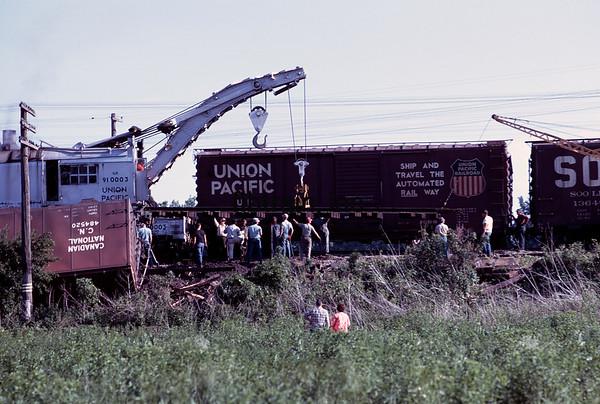UP1968051001 - Union Pacific, Bonner Springs, KS, 5/1968