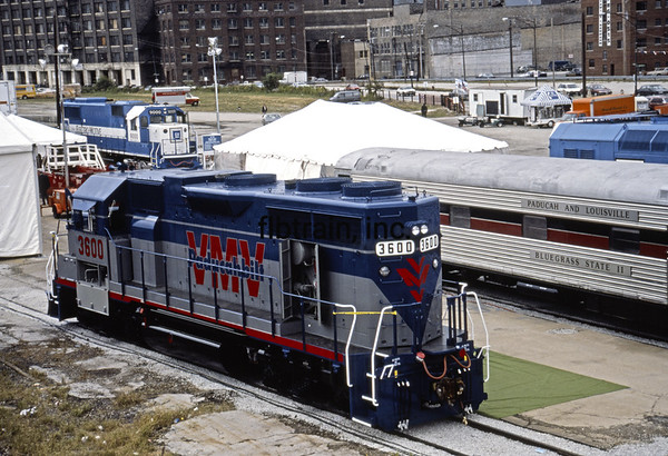 RSA1988090011 - Railway Suplly Association, Chicago, IL, 9-1988