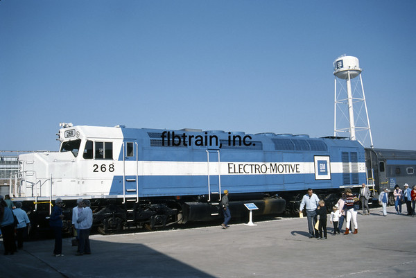 EMD1989090065 - EMD, LaGrange, IL, 9-1989