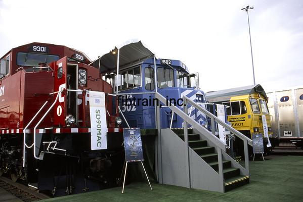 RSA2000090003 - Railway Supply Association, Chicago, IL, 9-2000