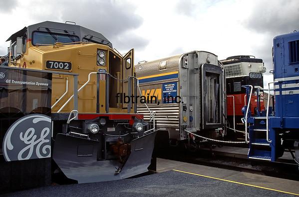 RSA1996090033 - Railway Supply Assoc, Chicago, IL, 9/1996