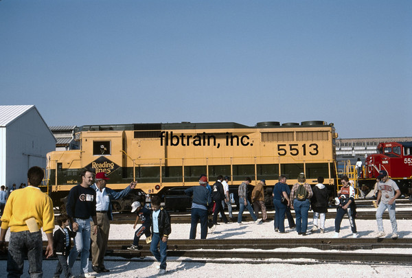 EMD1989090022 - EMD, LaGrange, IL, 9-1989