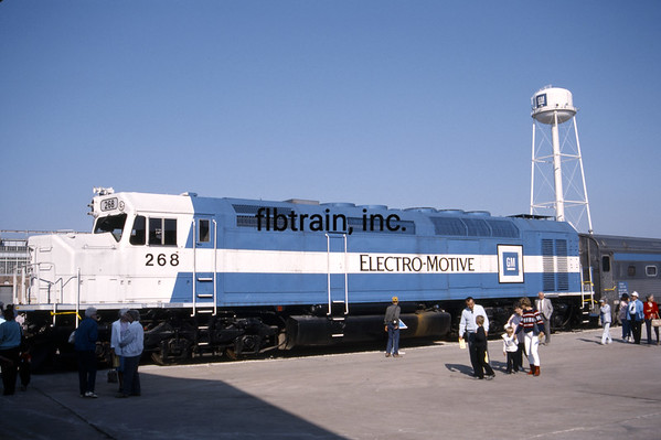 EMD1989090067 - EMD, LaGrange, IL, 9-1989