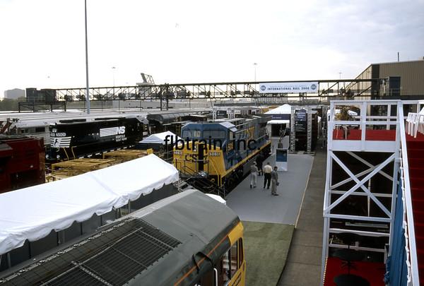 RSA2000090009 - Railway Supply Association, Chicago, IL, 9-2000
