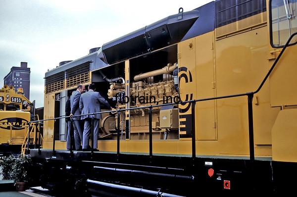 RSA1988090049 - Railway Supply Assoc, Chicago, IL, 9/1988