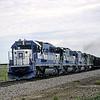 BN1988070121 - Burlington Northern, Channing, NM, 7/1988