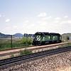 BN1988070073 - Burlington Northern, Palmer Lake, CO, 7/1988