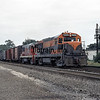 BN1973090519 - Burlington Northern, Brookfield, IL, 9/1973