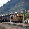 BN1988070109 - Burlington Northern, Palmer Lake, CO, 7/1988