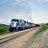 BN1988070062 - Burlington Northern, Palmer Lake, CO, 7/1988